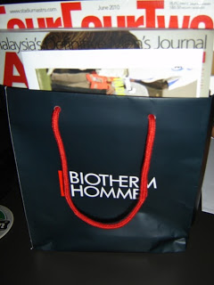 Biotherm Homme Absolute Power to Score Party @ ChillOut, Subang Parade 4