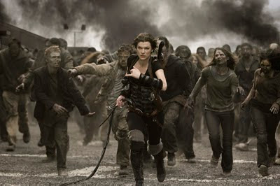 Movie Review: Resident Evil: Afterlife 3D 3