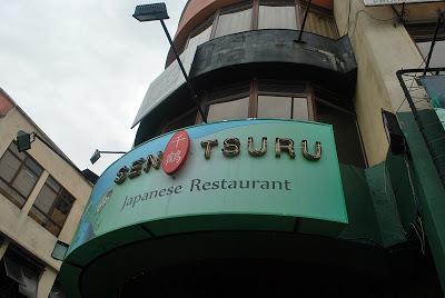 Food Review: Sen Tsuru @ Palm Spring, Damansara 1