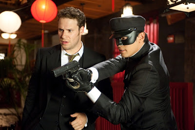 Movie Review: The Green Hornet 3