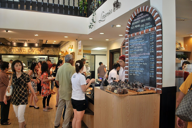 Food Review: Levain Boulangerie & Patisserie @ Jalan Imbi 3
