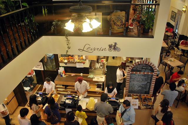 Food Review: Levain Boulangerie & Patisserie @ Jalan Imbi 5