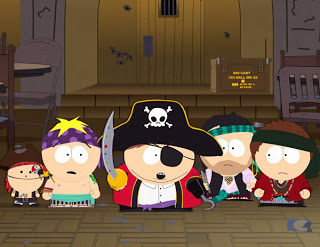 I'm a Pirate, Take Me To Stranger Tides! 3