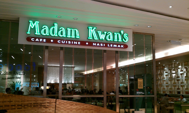 Food Review: Madam Kwan's Restaurant @ Pavilion, Kuala Lumpur 1