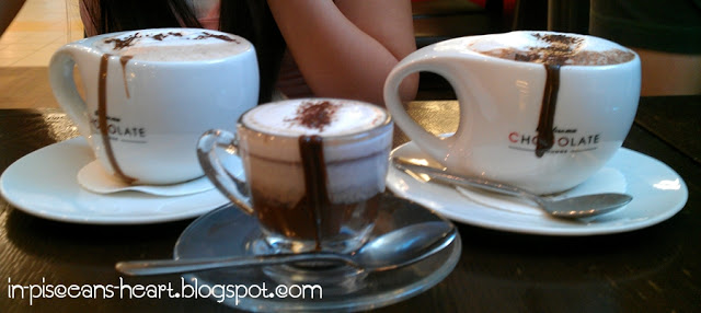 Food Review: Theobroma Chocolate Lounge @ 1 Utama 4