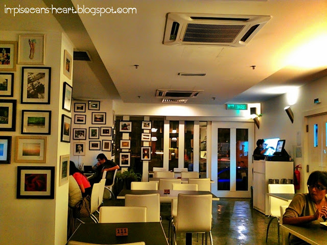 Frames Cafe - Cosy environment