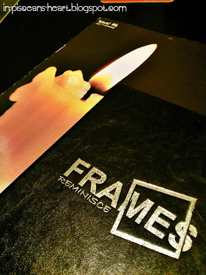 Frames Cafe - Both menus