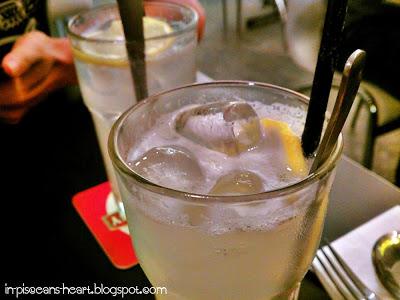 Lemonade (Price: RM 9.90)