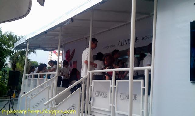 Event: Clinique Star Tour 2011 2