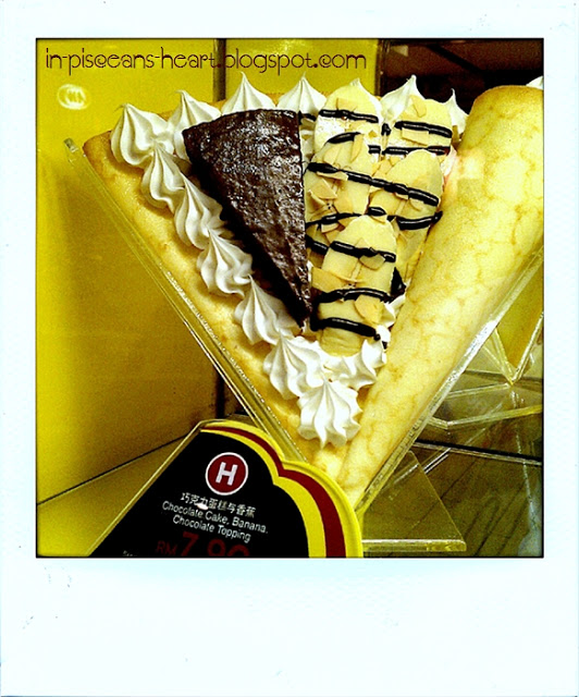 Shimino Japanese Crepes @ IPC Shopping Centre 3