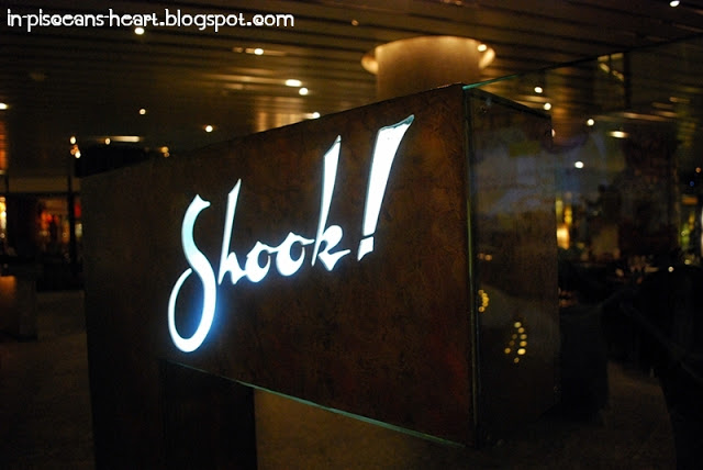 Food Review: Shook! @ Starhill Gallery, Bukit Bintang 2
