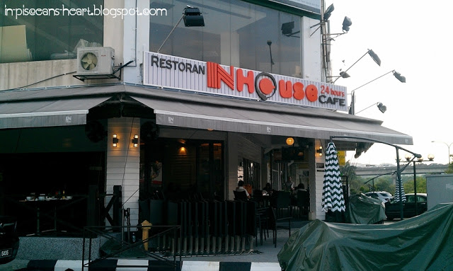 Food Review: In House Cafe @ Sri Bahtera (Opposite Midah) 1