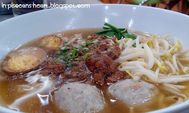 Food Review: Little Taiwan @ Cineleisure e@Curve, Mutiara Damansara 1