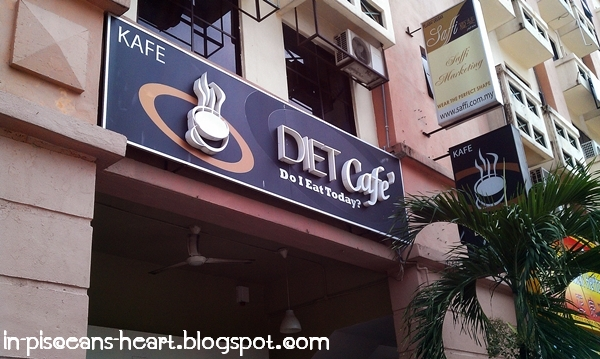 Food Review: DIET Cafe @ Cheras Business Centre 1