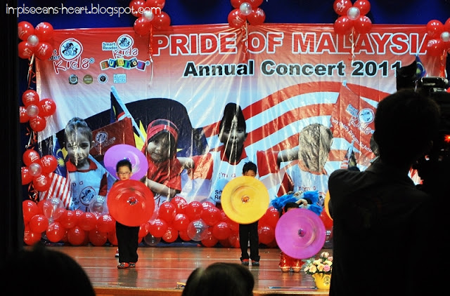 Smart Reader Kids Metro Prima, Kepong Annual Concert 2011 6