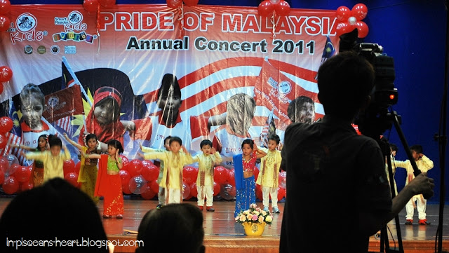 Smart Reader Kids Metro Prima, Kepong Annual Concert 2011 8