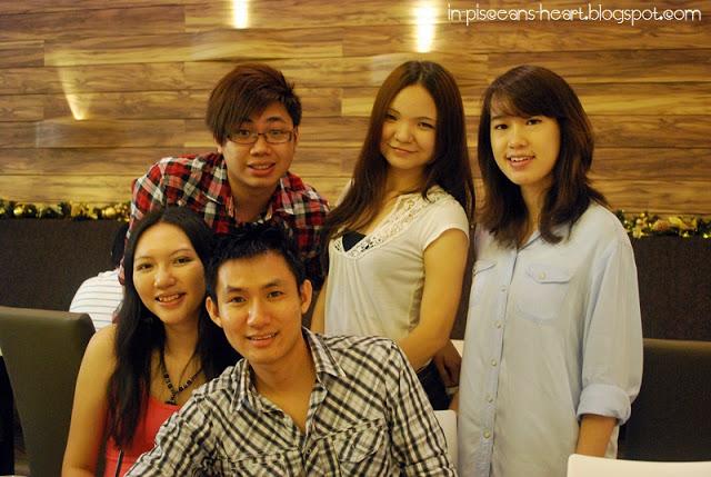 Bloggers Gathering 2011 @ Coffee Chemistry Signature 15