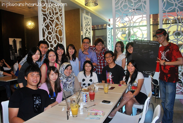 Bloggers Gathering 2011 @ Coffee Chemistry Signature 23