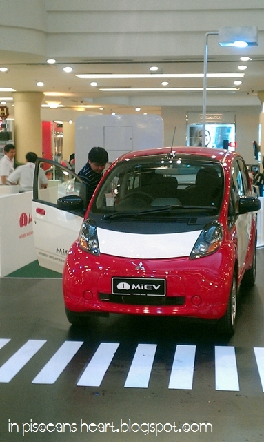 Mitsubishi i-MiEV in Malaysia! 3