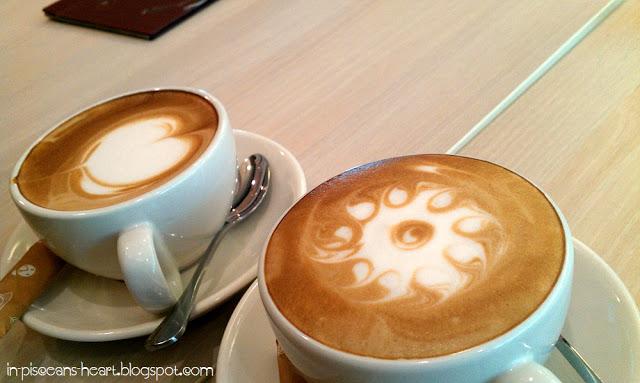 Coffee Chemistry Signature @ First Subang Mall 3