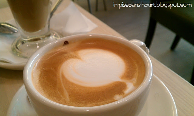 Coffee Chemistry Signature @ First Subang Mall 8