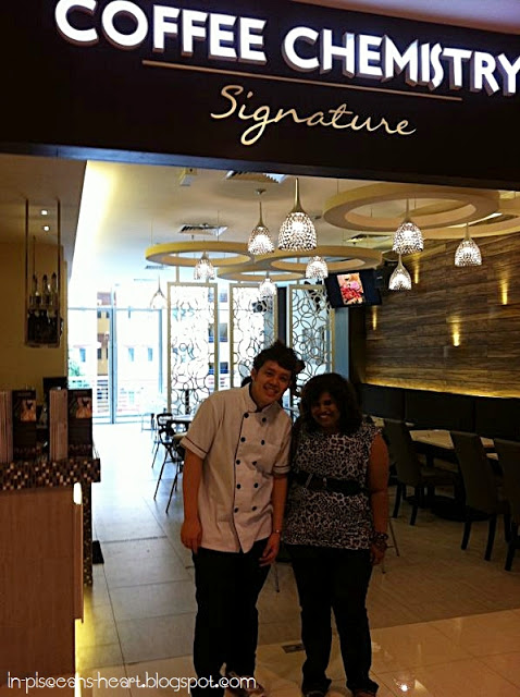 Coffee Chemistry Signature @ First Subang Mall 13