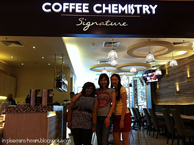 Coffee Chemistry Signature @ First Subang Mall 15