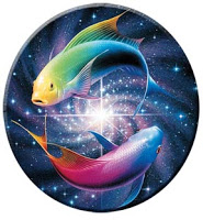 Pisces: The two fishes