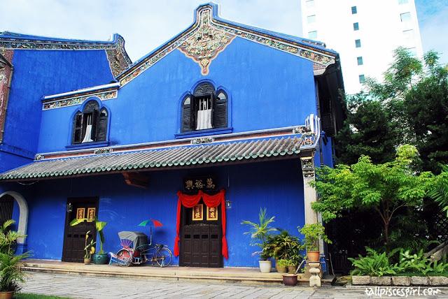 Cheong Fatt Tze Mansion @ Penang 1