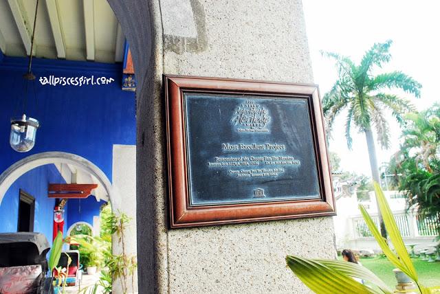 Cheong Fatt Tze Mansion @ Penang 8