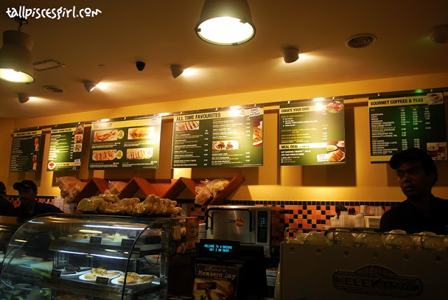 Food Review: O'Briens Irish Sandwich Cafe @ Mid Valley Megamall 4
