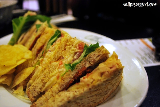 Food Review: O'Briens Irish Sandwich Cafe @ Mid Valley Megamall 11