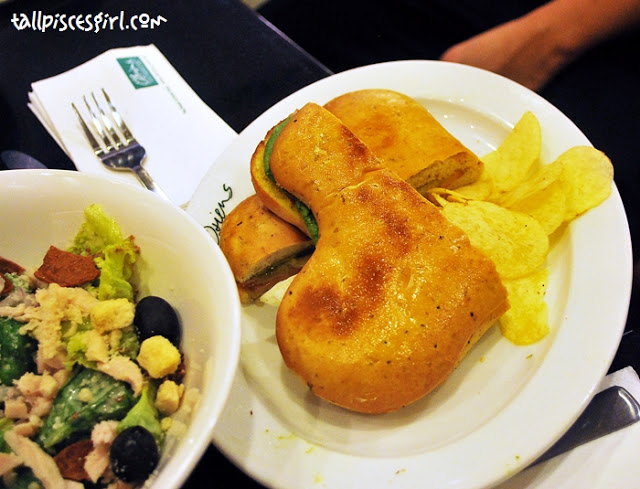 Food Review: O'Briens Irish Sandwich Cafe @ Mid Valley Megamall 12
