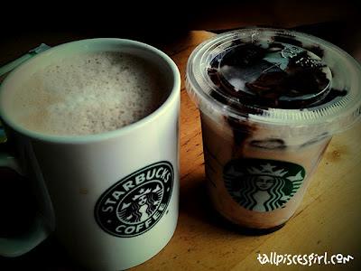 First Starbucks Breakfast & BCard Experience! 3