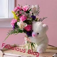 I received a Fabulous Blog Award! 1