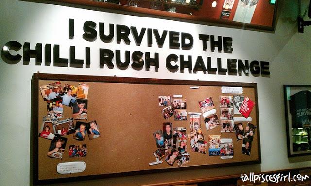 Bloggers Chilli Rush Challenge @ Chilli Rush, Jaya One 3