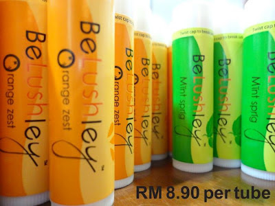 BeLushley Lip Balms 4