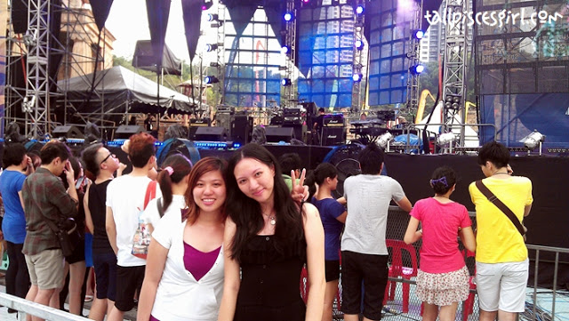 Tiger Asian Music Festival 2012 @ Sunway Surf Beach 3
