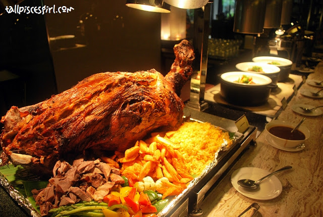 Cinnamon Coffee House - Roasted Whole Lamb