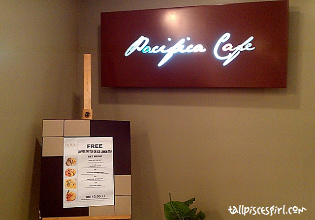 Pacifica Cafe @ Grand Pacific Hotel 1