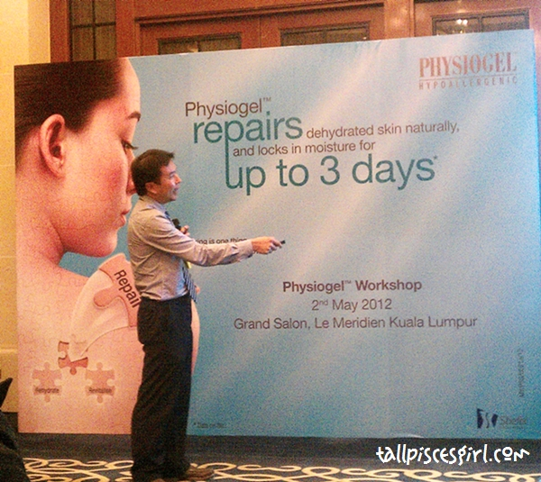 Physiogel Bloggers Workshop @ Le Meridien KL 6