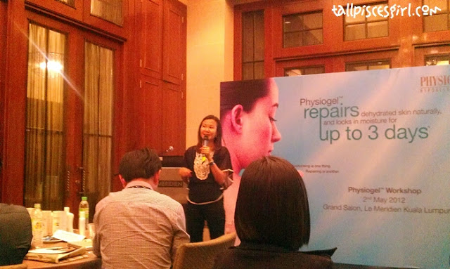 Physiogel Bloggers Workshop @ Le Meridien KL 8