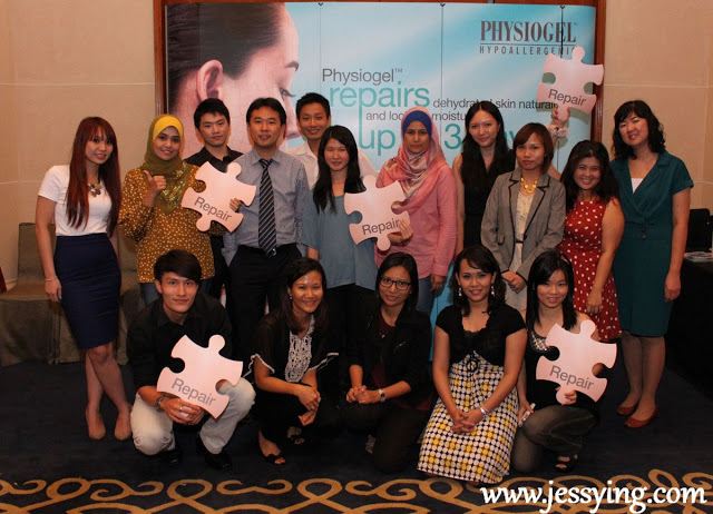 Physiogel Bloggers Workshop @ Le Meridien KL 10