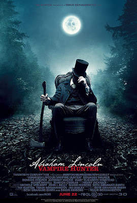 Movie: Abraham Lincoln: Vampire Hunter (2012) 1