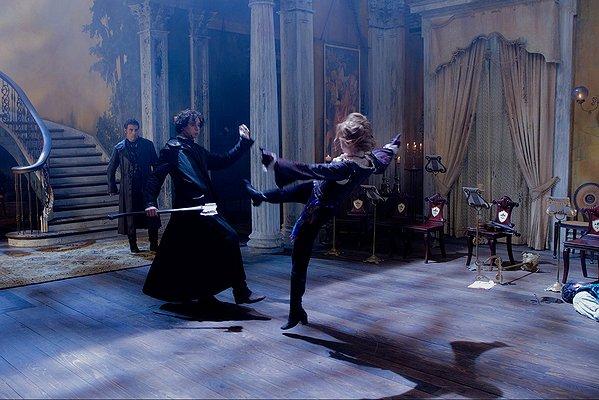Movie: Abraham Lincoln: Vampire Hunter (2012) 6
