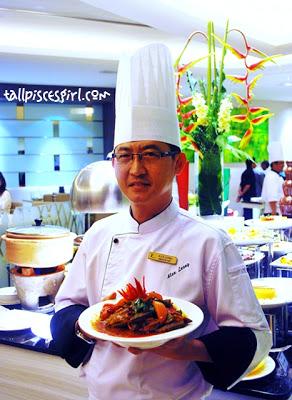 Buffet Ramadhan @ Swez Brazzerie, Eastin Hotel PJ 3
