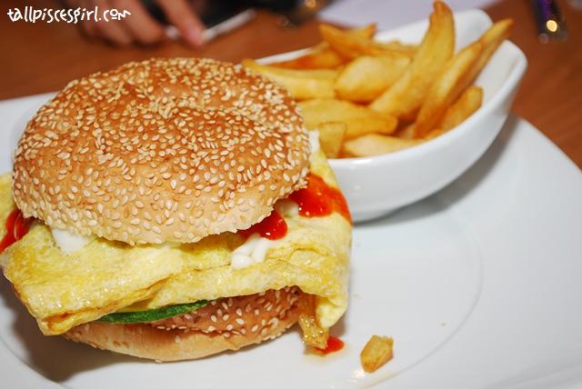 Lam Lee Burger