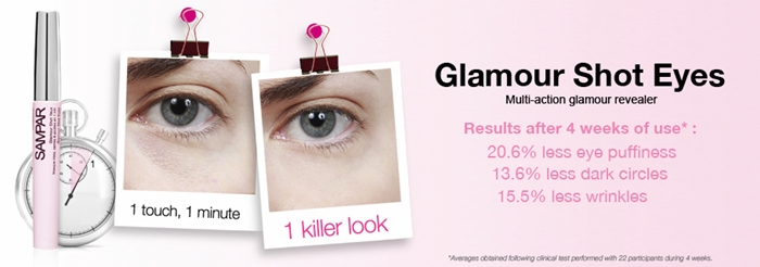 Product Review: Sampar Glamour Shot Yeux 1