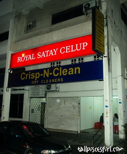 Royal Satay Celup