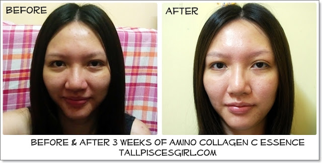 Product Review: Cellnique Amino Collagen C Essence + Giveaway 1